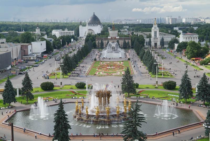 Выставки в москве вднх